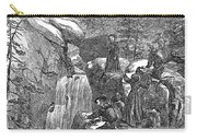 Colorado: Pikes Peak, 1867 Carry-all Pouch