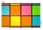 Colorful Background Carry-all Pouch