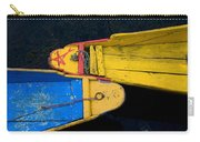 Colorful Boats, Srinagar, Dal Lake Carry-all Pouch