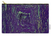 Coloristic Abstracts From Varikallio At Hossa Carry-all Pouch