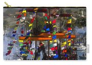 Colors Of Gasparilla Carry-all Pouch by David Lee Thompson