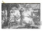 Columbus: Jamaica, 1504 Carry-all Pouch