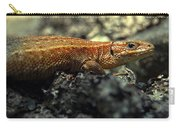 Common Lizard Carry-all Pouch