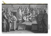 Confirmation, 18th Century Carry-all Pouch