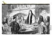 Congress Of Utrecht, 1713 Carry-all Pouch