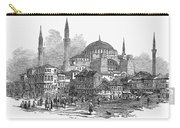 Constantinople: St. Sophia Carry-all Pouch by Granger