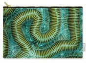 Coral Design Carry-all Pouch