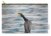 Cormorant Bird Carry-all Pouch