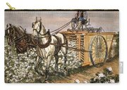 Cotton Harvester, 1886 Carry-all Pouch