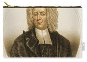Cotton Mather, American Minister Carry-all Pouch