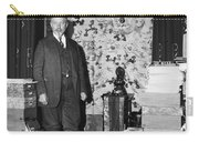 Count Keyserling (1880-1946) Carry-all Pouch