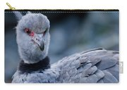 Crested Screamer Carry-all Pouch