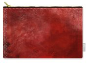 Crimson China Carry-all Pouch