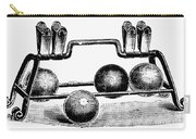 Croquet, C1900 Carry-all Pouch