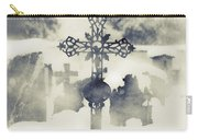 Cross Carry-all Pouch by Joana Kruse