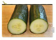 Cucumbers Carry-all Pouch