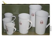 Cups Carry-all Pouch