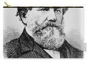Cyrus Mccormick, American Inventor Carry-all Pouch