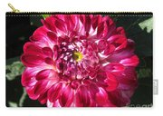 Dahlia Named Caproz Pizza Carry-all Pouch