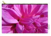 Dahlia Named Lilac Time Carry-all Pouch