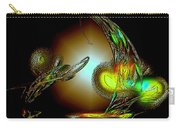 Dance Of Flowers Carry-all Pouch