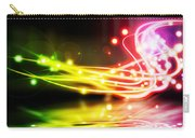 Dancing Lights Carry-all Pouch