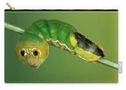 Dead-leaf Moth Oxytenis Modestia Carry-all Pouch
