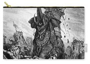Death Of Eleazar Carry-all Pouch