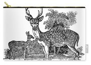 Deer Carry-all Pouch by Granger