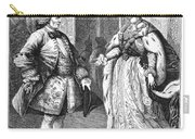 Denis Diderot (1713-1784) Carry-all Pouch