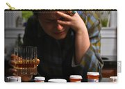 Depression And Addiction Carry-all Pouch by Photo Researchers, Inc.