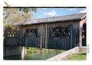 deShutes River Bridge Carry-all Pouch
