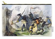 Destroying Villages, 1791 Carry-all Pouch