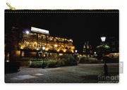 Dickens Inn Pub St Katherines Dock London Carry-all Pouch