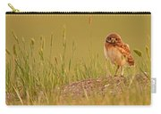 Digitally Enhanced Image With Painterly Carry-all Pouch