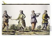 Divining Rod, 17th Century Carry-all Pouch