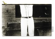 Dizzy Dean (1911-1974) Carry-all Pouch