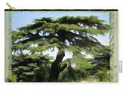 Do-00512 Cedar Forest Carry-all Pouch