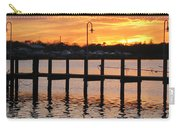 Dock Sunset Carry-all Pouch