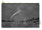 Donatis Comet, 1858 Carry-all Pouch