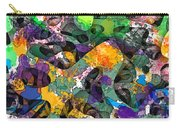 Dont Fall On The Road 3d Abstract I Carry-all Pouch