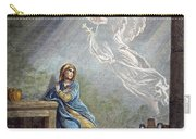 Dor�: The Annunciation Carry-all Pouch by Granger