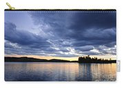 Dramatic Sunset At Lake Carry-all Pouch