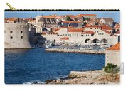 Dubrovnik Old City Architecture Carry-all Pouch