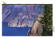 East Rim Of Crater Lake Carry-all Pouch
