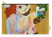 Easter Lilly Carry-all Pouch