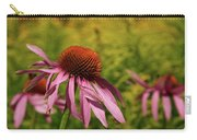 Eastern Purple Coneflower Carry-all Pouch