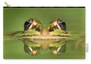 Edible Frog Rana Esculenta Carry-all Pouch