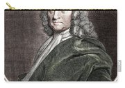 Edmond Halley, English Polymath Carry-all Pouch