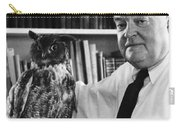 Edmund Wilson (1895-1972) Carry-all Pouch